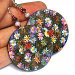 Meadow Flowers Lilac violet blue re..